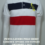 Penta Layers Shirt No 3