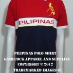 Pilipinas Polo Shirt No 2
