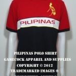 Pilipinas Polo Shirt No 3