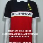 Pilipinas Polo Shirt No 5