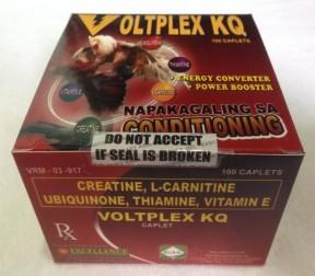 Voltplex KQ Overview