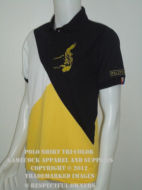 Tri Color Polo Shirt 2 Gamecock Apparel And Supplies