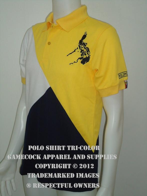 Tri Color Polo Shirt 4 Gamecock Apparel And Supplies