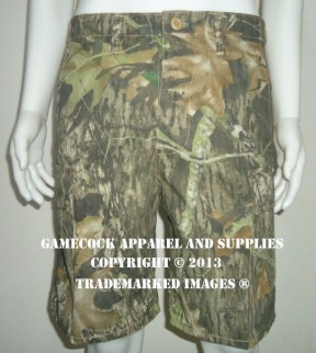 Realtree Mossy Oak Break Up Front View