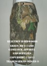 Realtree Mossy Oak Break Up Left Side View