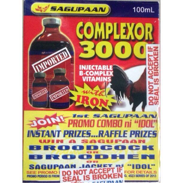 Sagupaan Complexor 3000 100 ml
