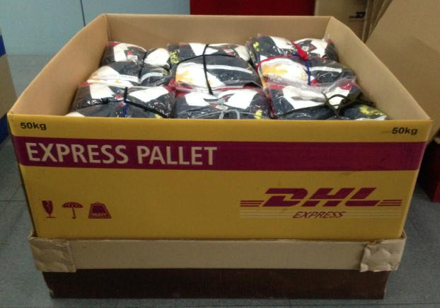 Express Pallet of 111 Pieces Bandila Polo Shirts