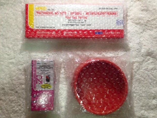 Actual Items DHL Waybill Number 6099208765