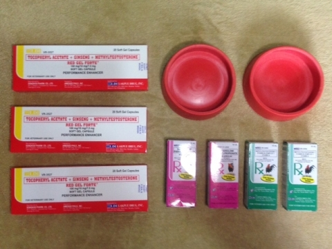 Actual items  DHL Waybill Number 5302334483