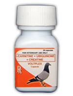 Pigeon Voltplex | 30 Capsules | Gamecock Apparel And Supplies