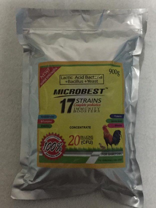Microbest Probiotics Feed Premix Powder Gamecock