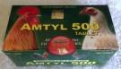 Amtyl 500 | Anti Biotic | Bacterial Flushing ~ Tablet