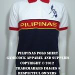 Pilipinas Polo Shirt No 1