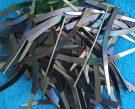 Pre Cut Blade   KINKELDER EXTREME NX 2.0 mm   Slasher Knives Assemble – 10 Pieces